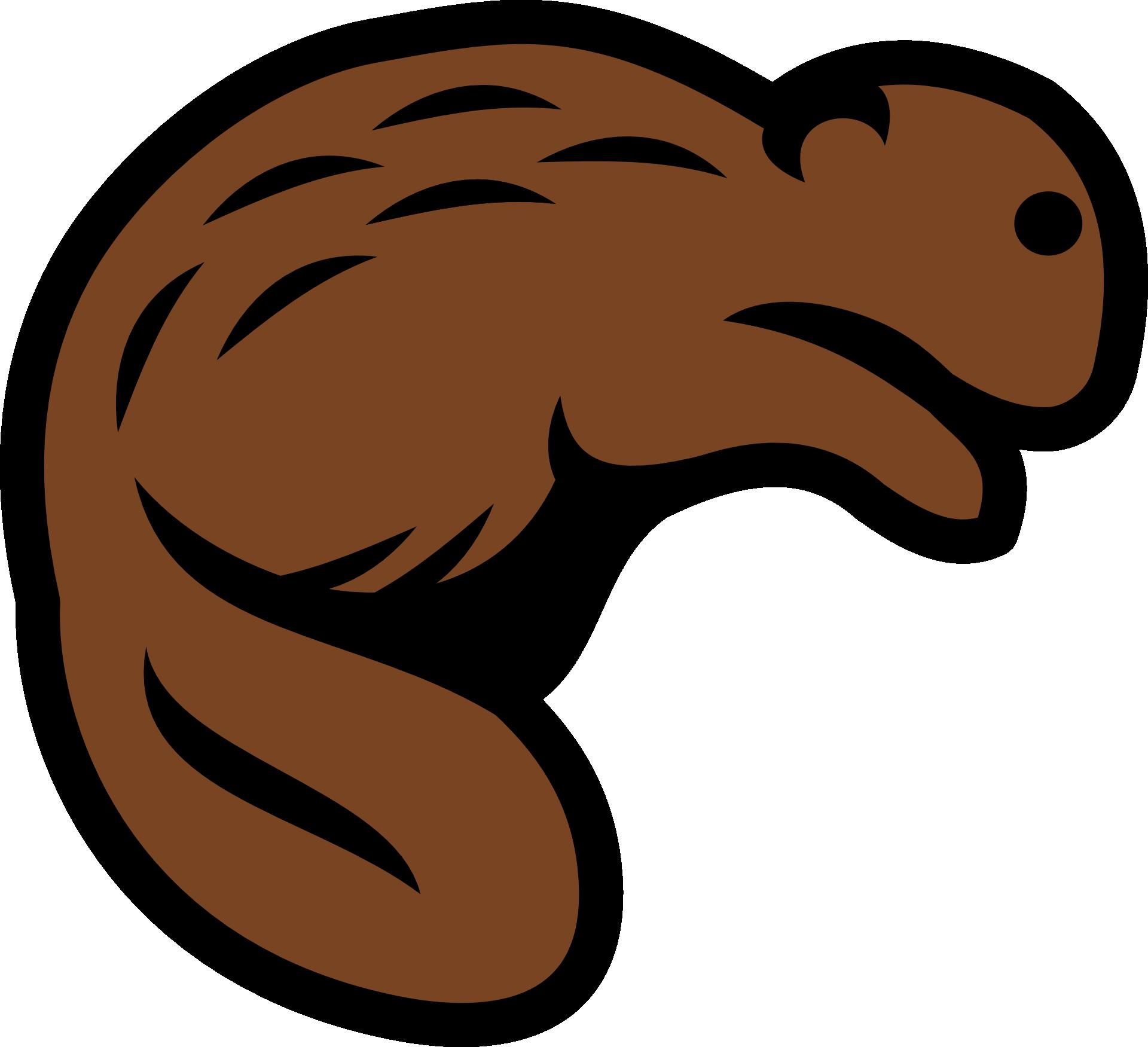 image library stock Beaver fur clip art. Trade clipart