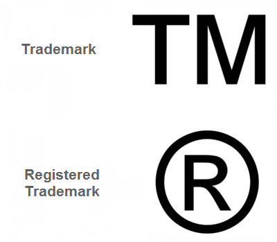 jpg transparent library Trademark vector. Icon free icons library.