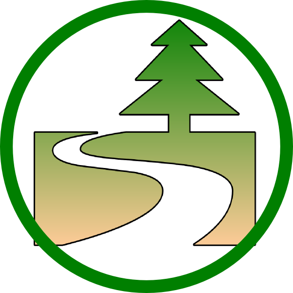 clipart library library Free . Trail clipart