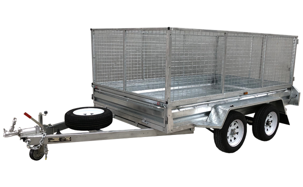 svg stock trailer drawing cage #105036470