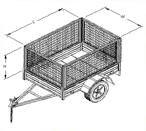 jpg library library . Trailer drawing cage