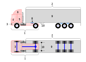 clipart black and white stock trailer drawing lorry #105032947