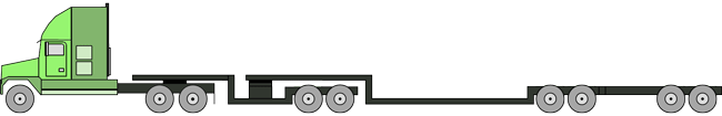 png free trailer drawing lowbed #105038993