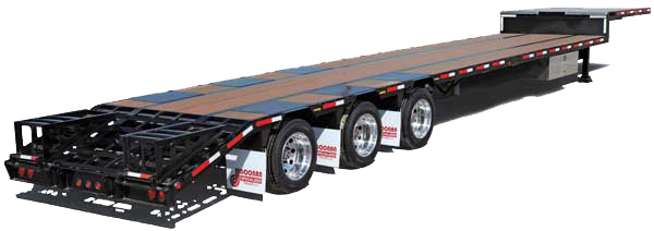 picture library library Custom Oilfield Trailers in Kansas