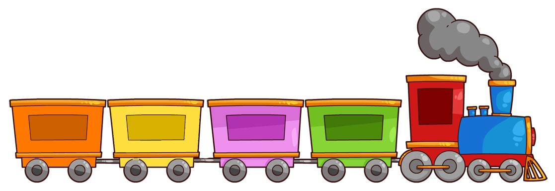 image freeuse Long pencil and in. Train clipart.