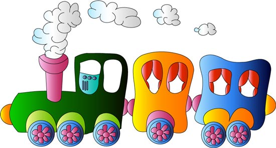 graphic transparent download Train clipart for kids. Free pictures children download