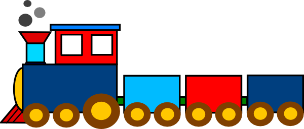 picture free stock Free train pictures clipartix. Trains clipart