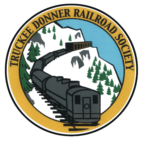 png black and white library Transcontinental railroad clipart. Tdrs history of truckee