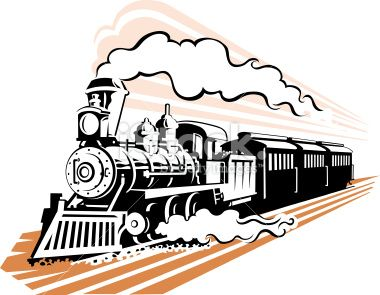 graphic library Collection of free download. Transcontinental railroad clipart