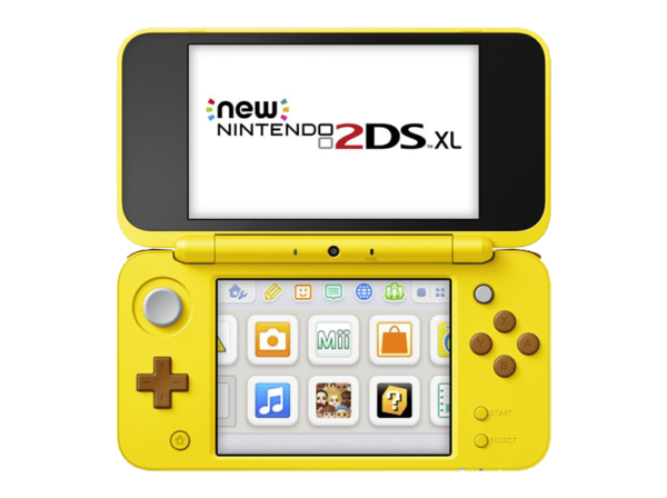 clip art black and white stock New nintendo ds xl. Transparent 2ds