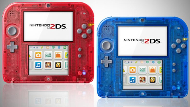 png free stock Transparent 2ds. Nintendo ds consoles revealed