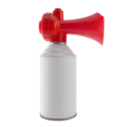 png black and white Transparent airhorn. Image png mlg parody