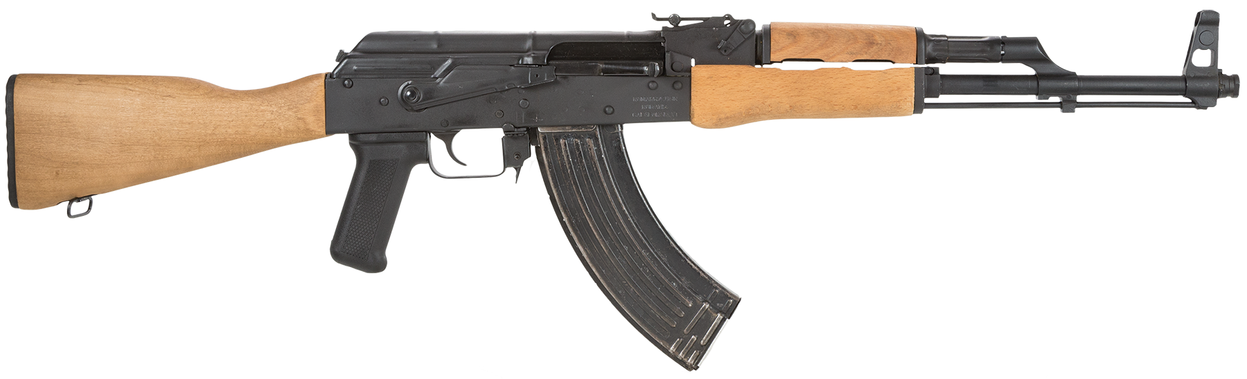graphic library Wooden ak png image. Transparent ak47