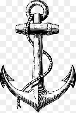 svg library stock Anchor sketch . Vector anchors transparent