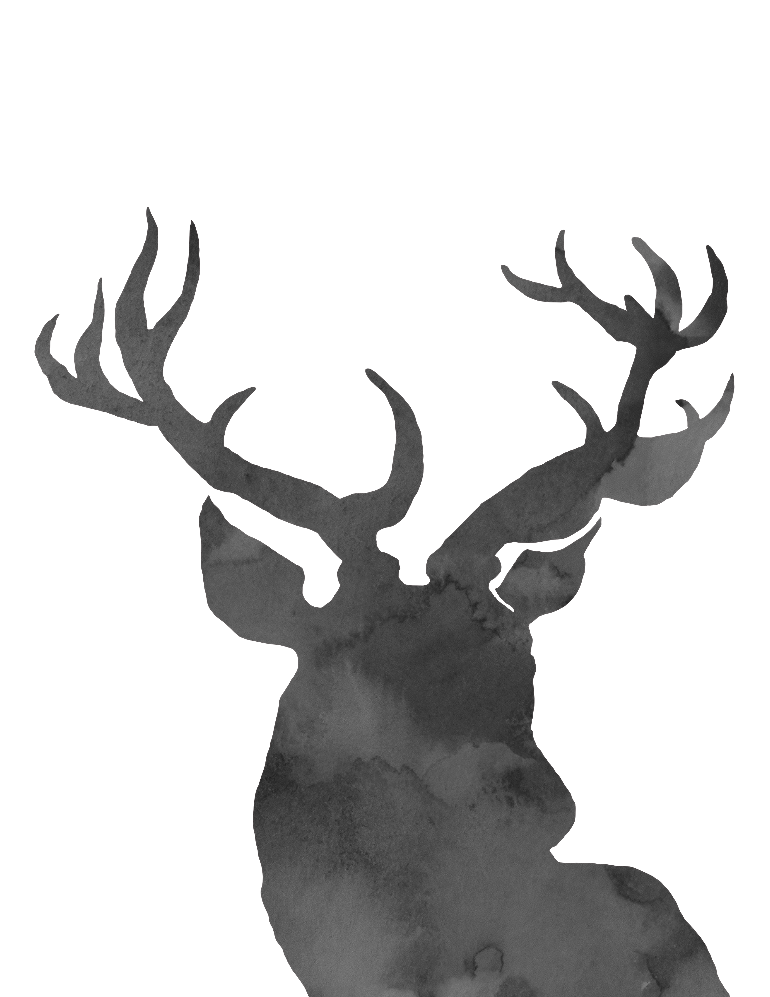 clip art download antlers transparent holiday #109551586