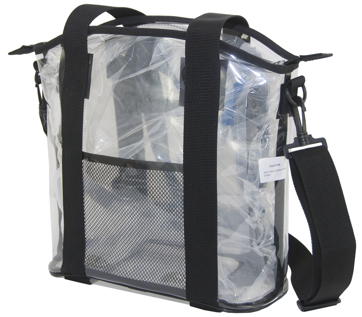 picture library download Amaro premium clear tote. Transparent bags.