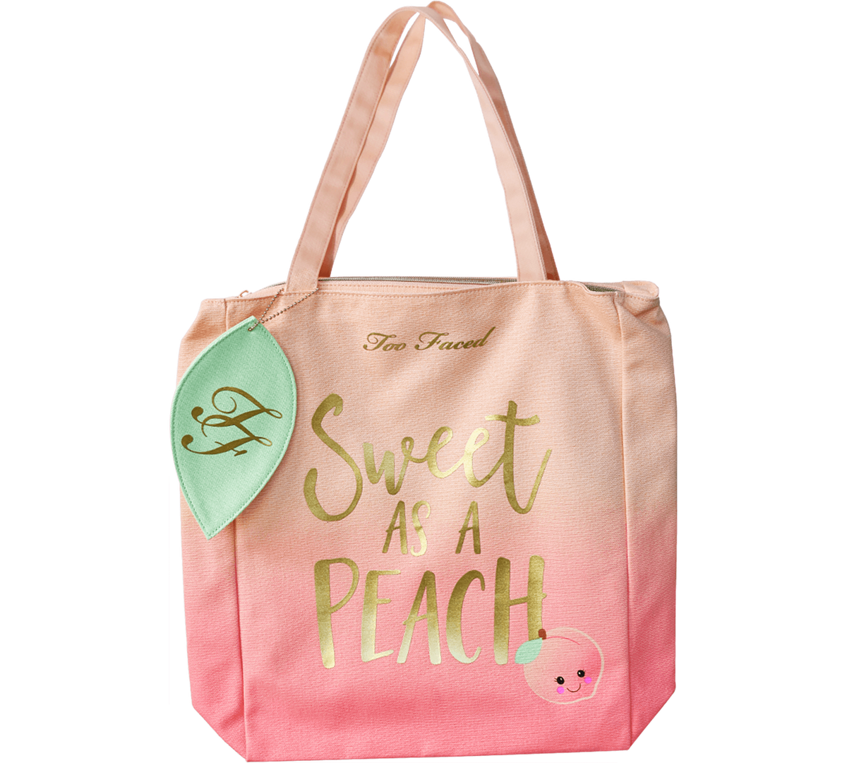 banner free download Transparent bags tote. Sweet as a peach.