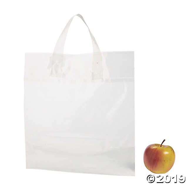 picture library Clear thin plastic . Transparent bags tote.