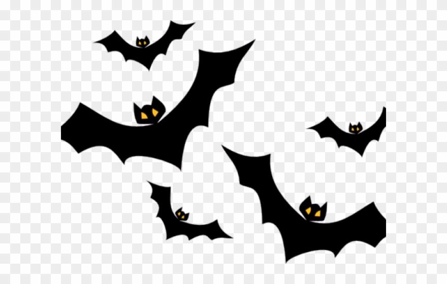 clipart Transparent bat. Clipart cute halloween bats