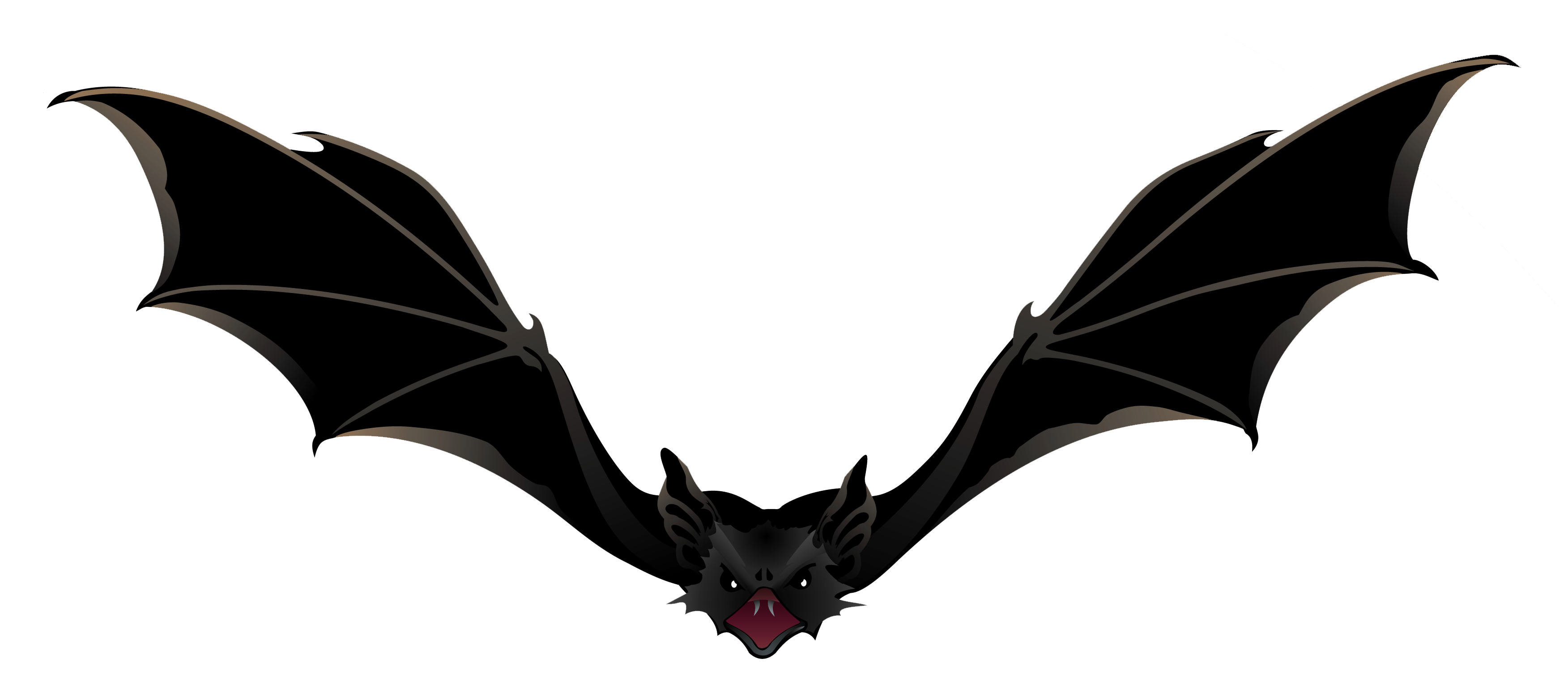 clipart free library Transparent bat creepy. Png picture gallery yopriceville