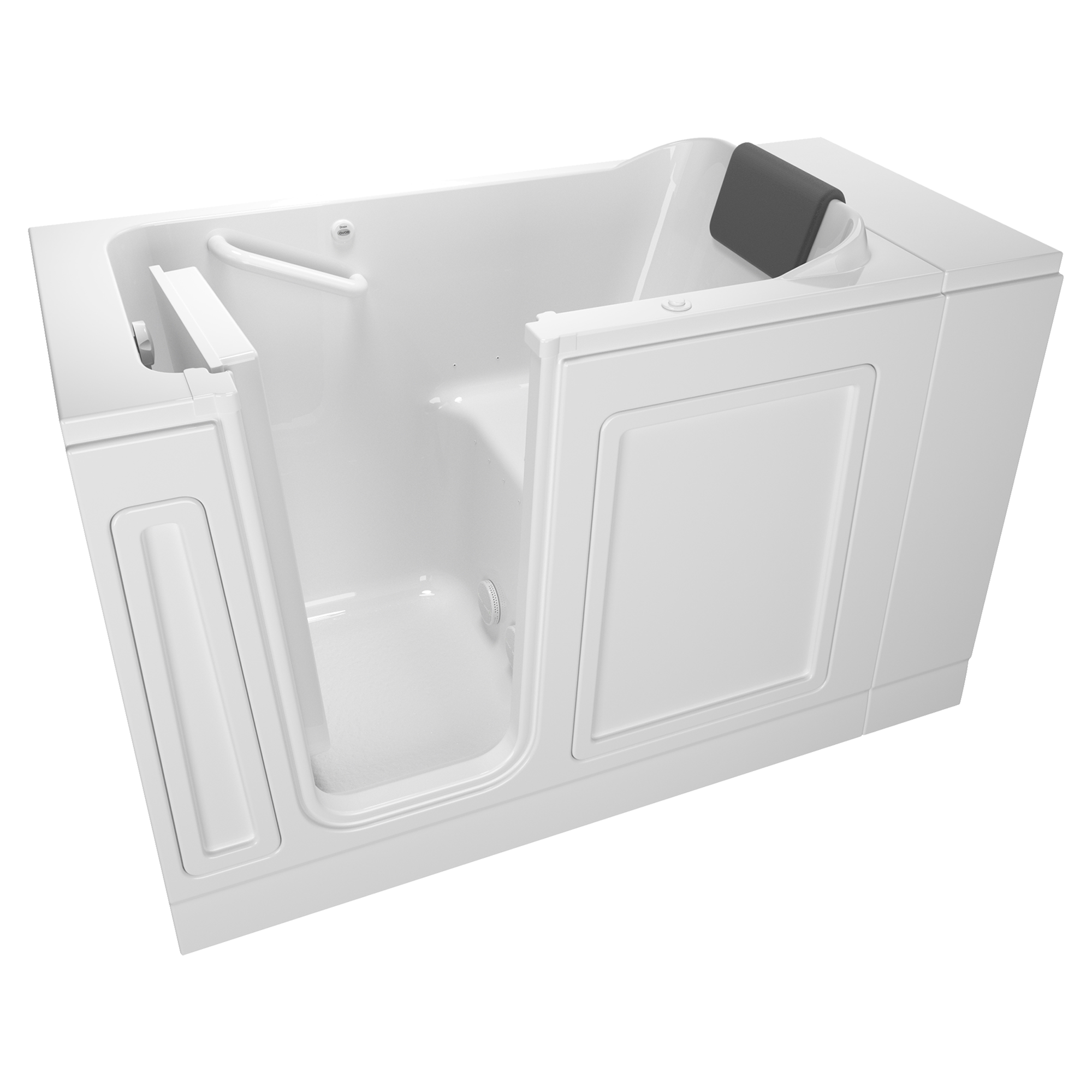 clip royalty free stock Transparent bathtub small plastic. Walk in baths by