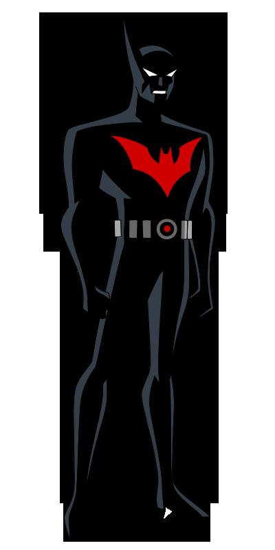 transparent transparent batman beyond #105215161