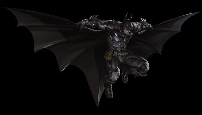 vector freeuse download Batman Arkham knight render
