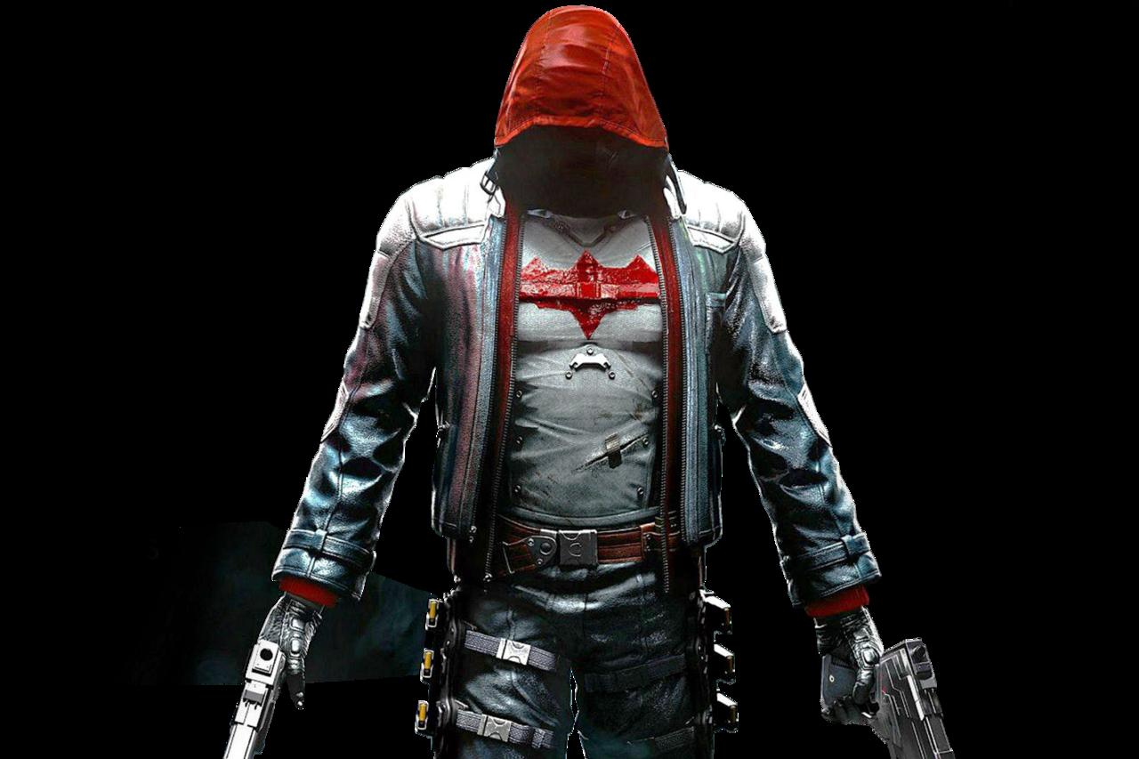 graphic transparent library transparent batman red hood #105206986