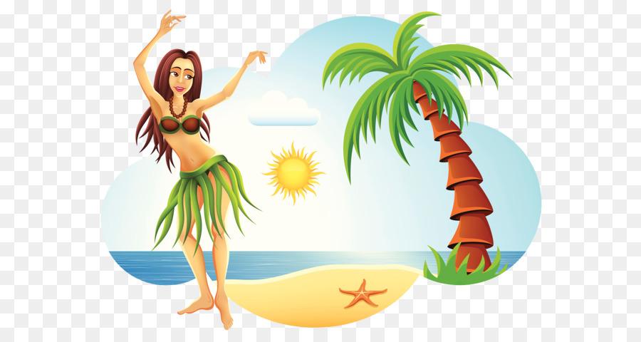 vector free Beach transparent hawaiian. Green grass background png