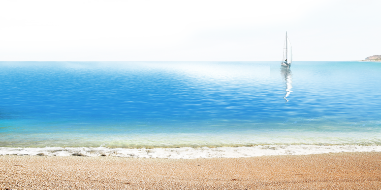 clipart freeuse download Energy sea sky water. Beach transparent ocean