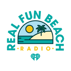 clip black and white library Listen to Real Fun Beach Radio Live