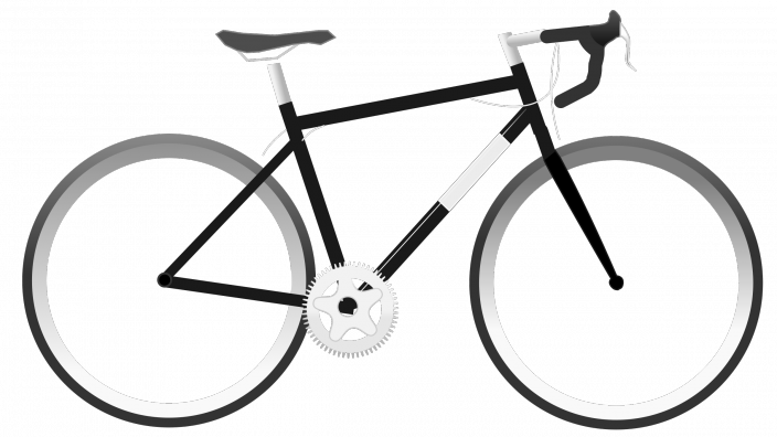vector freeuse library Bike Line Drawing at GetDrawings