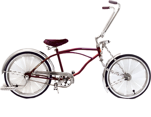banner Lowrider Bike