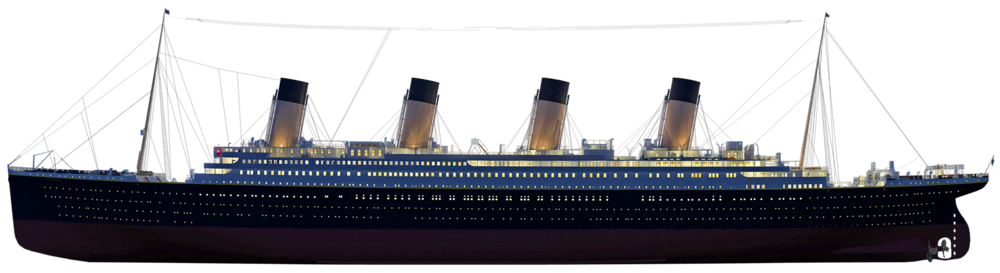 jpg royalty free stock Watch the Titanic sink in real time
