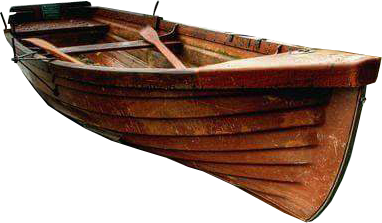 jpg transparent Rowing no background image. Vector boat wooden