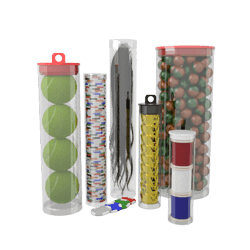 png royalty free library Clear Plastic Tubes with Ultra