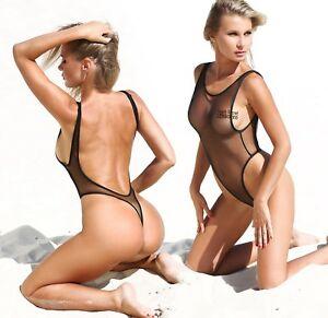 svg freeuse Details about one piece. Bikini transparent hi cut