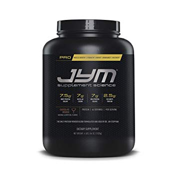 image free library Pro JYM Protein Powder