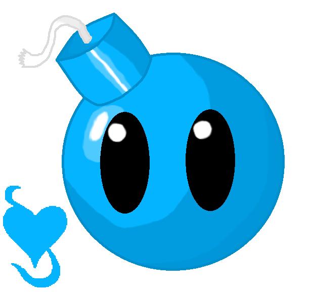 banner stock Cute Bomb by gaarasbabe