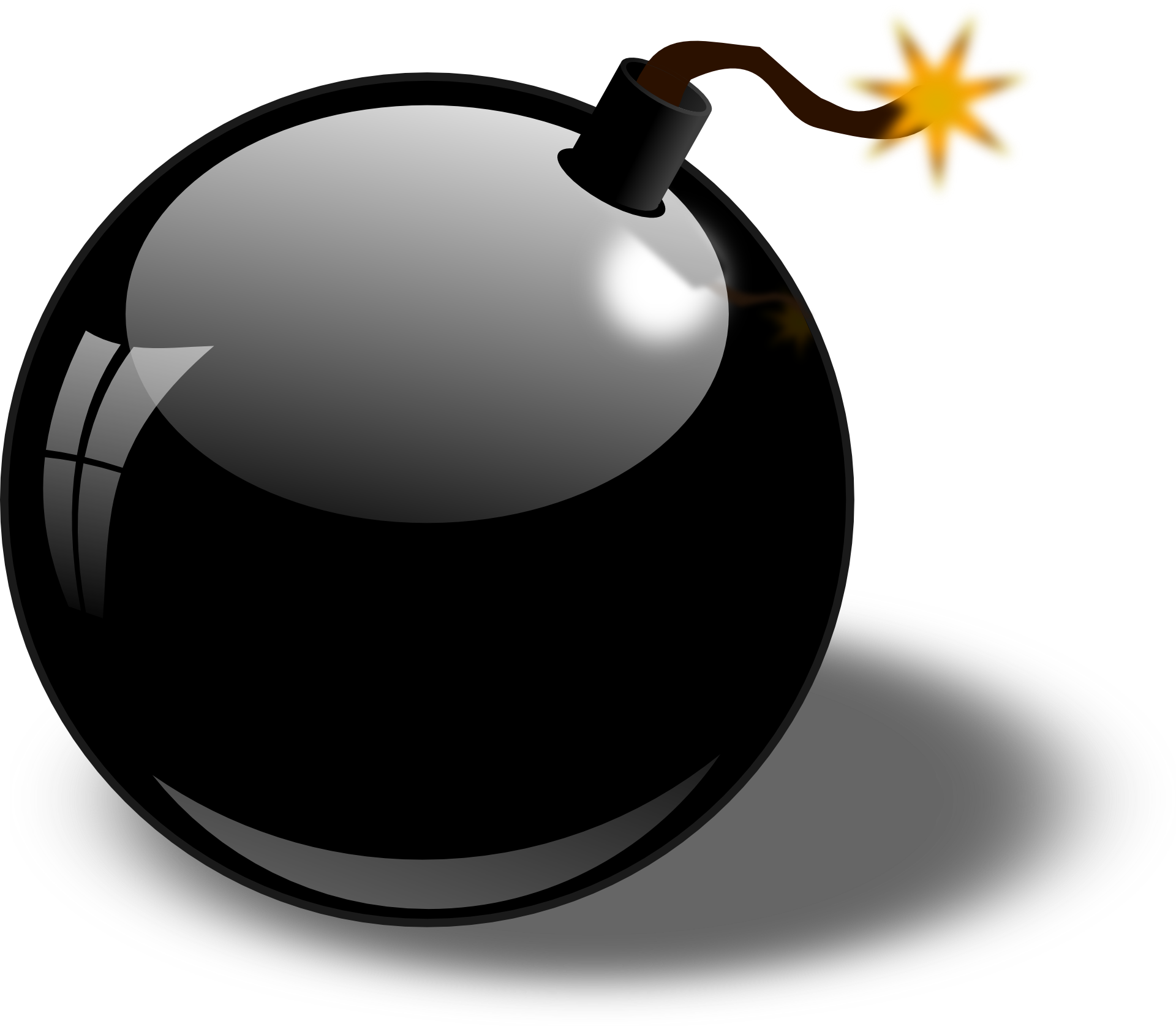 picture Collection of free Bomb transparent lit