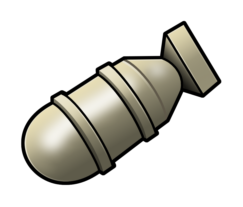 vector black and white library Png free images pngio. Transparent bomb moab