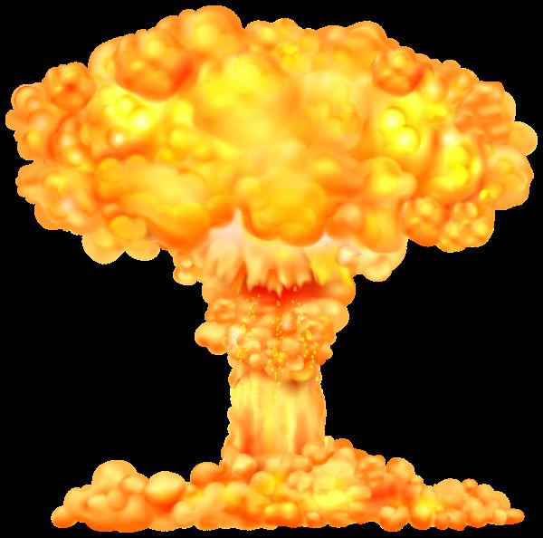 image black and white transparent bomb nuke #105274403