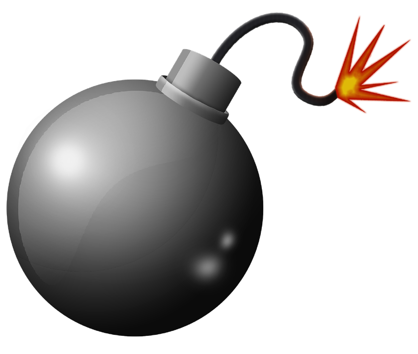 clip free library Collection of free Bomb transparent real
