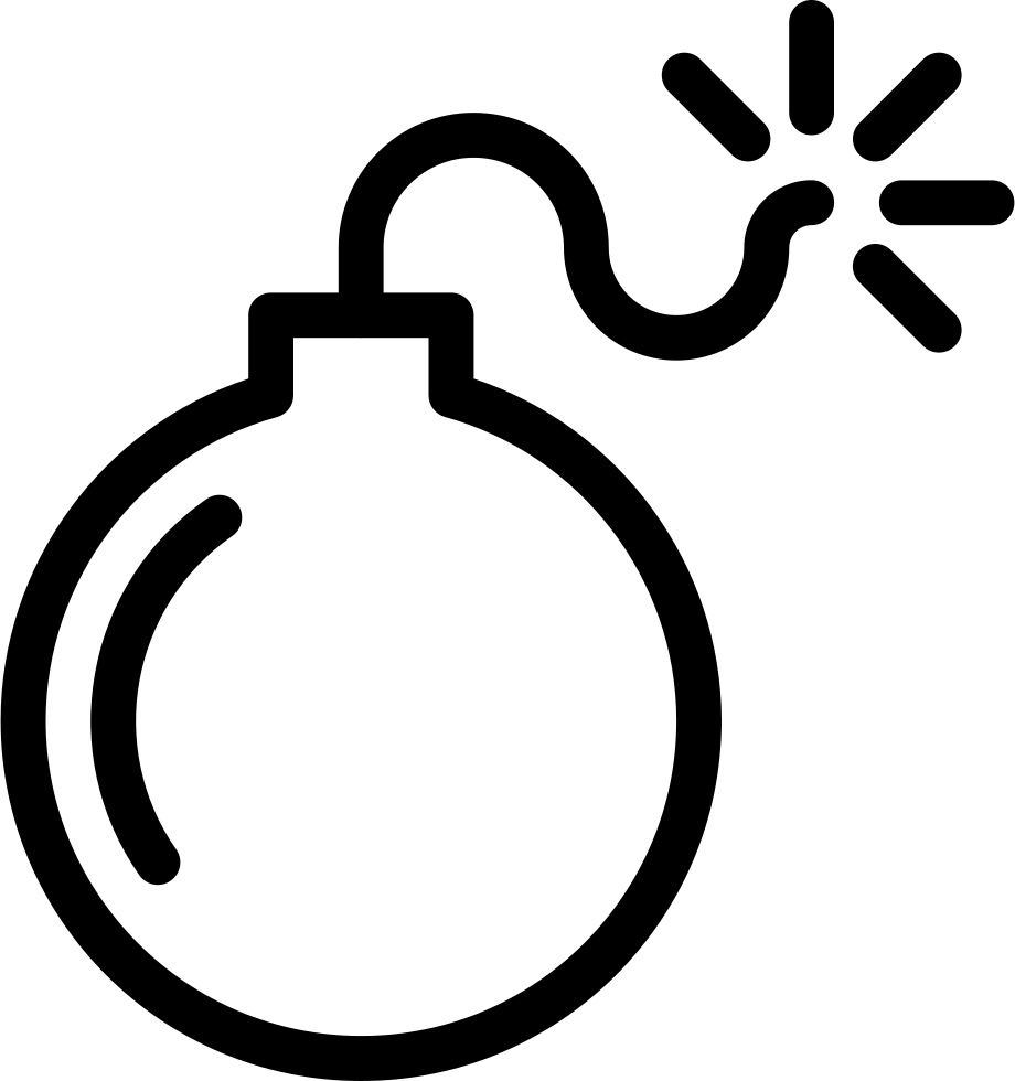picture black and white stock Bomb Bug Svg Png Icon Free Download