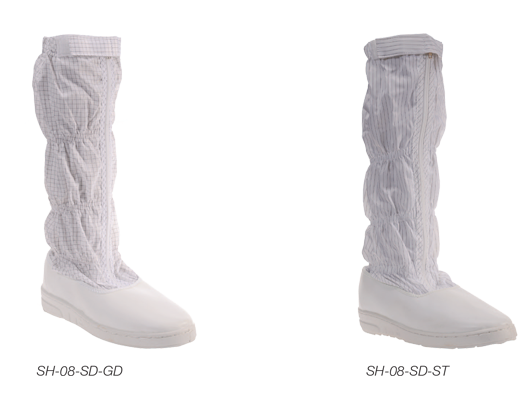 png transparent stock Static Dissipative PVC Booties