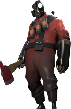 royalty free transparent booties tf2 pyro #105291880