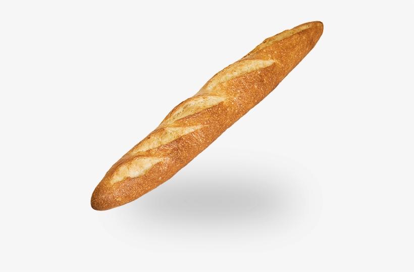 freeuse Transparent bread long. Baguette background png something