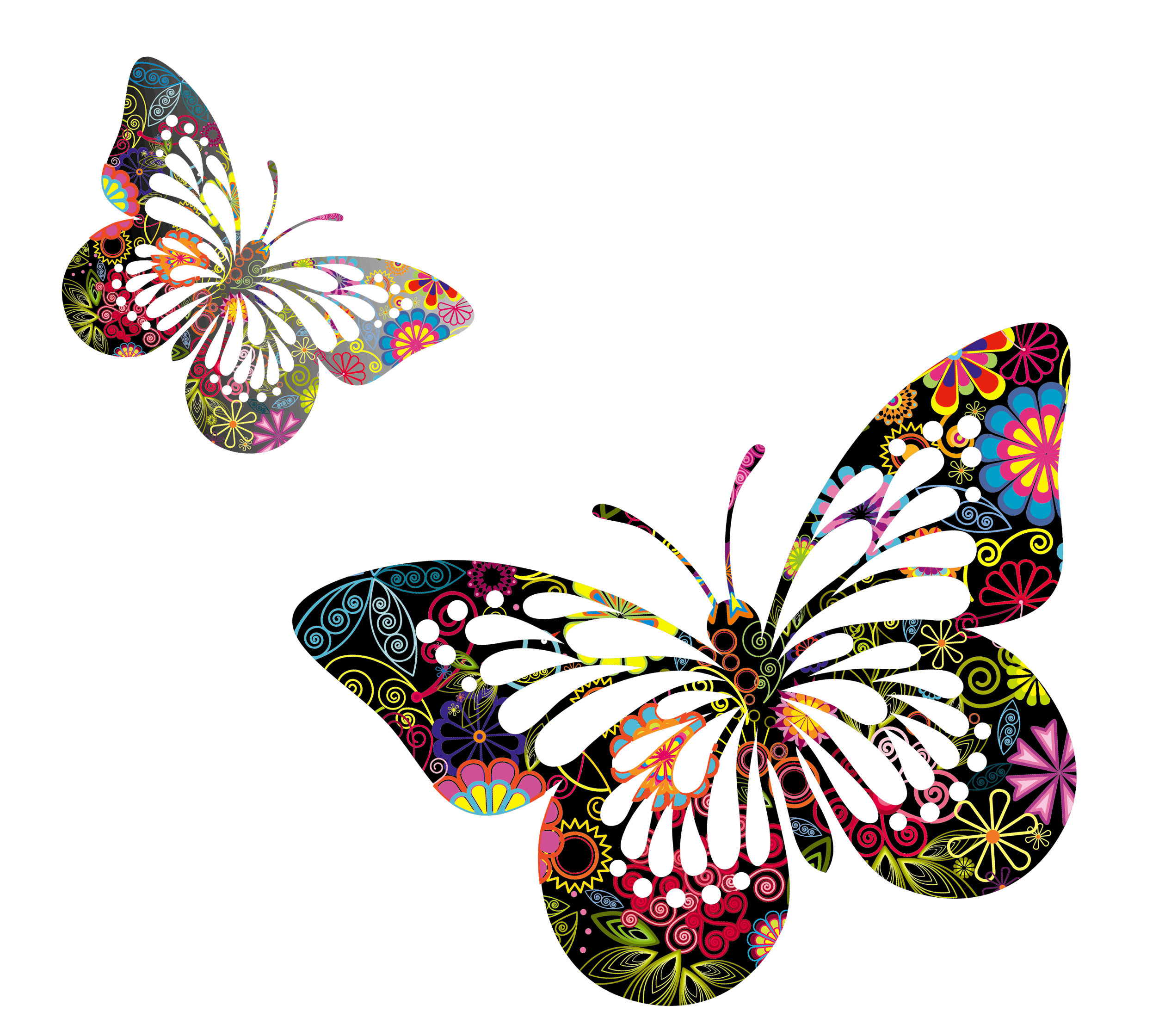 clipart library stock Butterfly pictures . Transparent butterflies