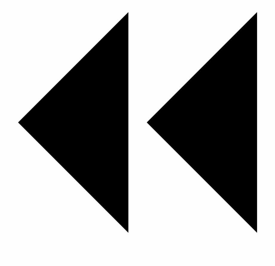 clip art Button png arrows free. Transparent buttons rewind
