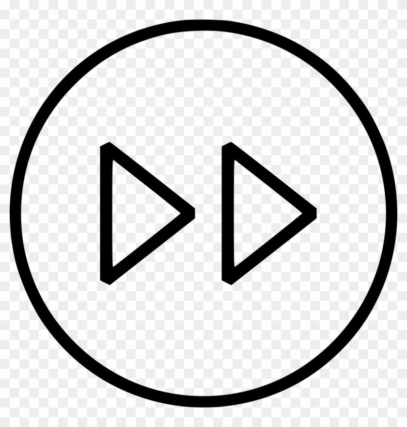 svg transparent library Transparent buttons rewind. Fastforward free icon white